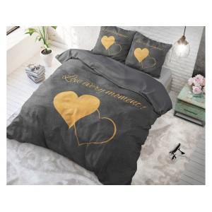 Romantické povlečení z bavlny EVERY MOMENT