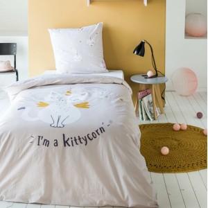 Kvalitní ložní povlečení pro děti KITTYCORN