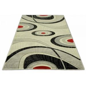 Designový kusový koberec do obýváku