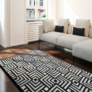 Moderní koberec do obýváku