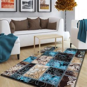 Kvalitní koberec se vzorem