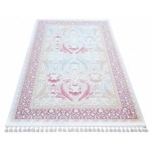 Kusový koberec s luxusním ornamentem