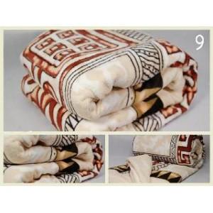 Jemná luxusní hřejivá deka barva egypt
