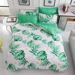 Exotické povlečení s motivem palmových listů