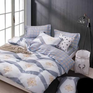 Luxusní vzorované ložní prádlo z bavlny