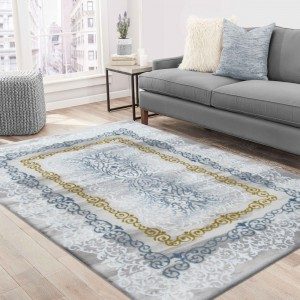 Elegantní koberec s ornamentem