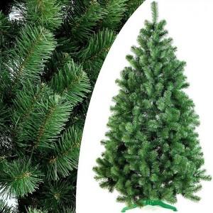 Vánoční stromek s hustým jehličím