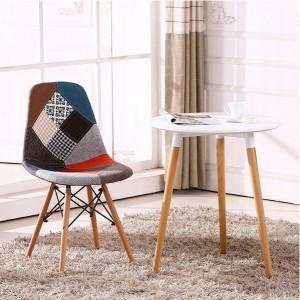 Moderní a pohodlná židle s elegantním vzhledem