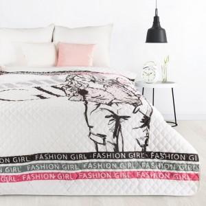 Luxusní prošívaná přikrývka na dětskou postel