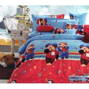 Povlečení na postel pro děti s potiskem