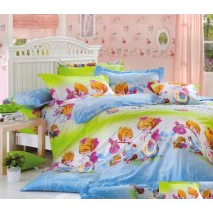 Povlečení na postel s dětským motivem