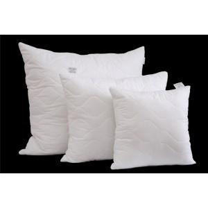 Antialergický polštář bílé barvy rozměr 45 x 45cm