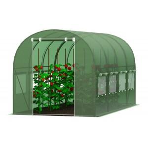 Zahradní fóliovník 2,5 x 4 m + DÁREK ZDARMA