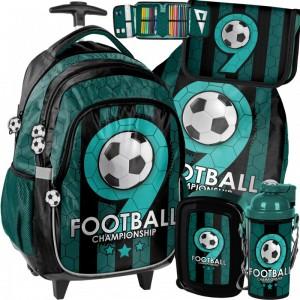 Chlapecký set školní taška penál a vak