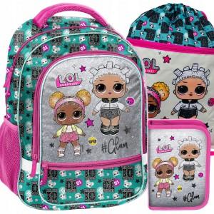Školní taška s příslušenstvím L.O.L. Surprise