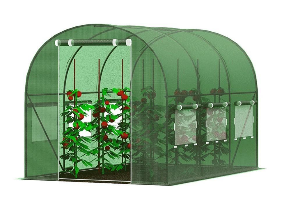 Zahradní fóliovník 2 m x 3,5 m