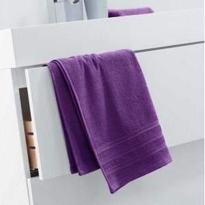 Ručník fialové barvy
