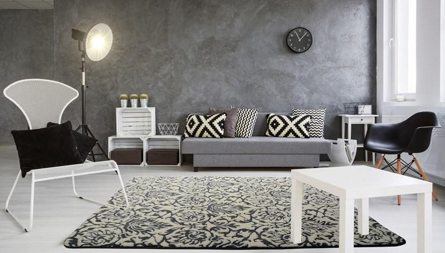 Bytové koberce v norském stylu 140 x 200 cm