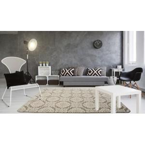 Kusový koberec v béžové barvě 200 x 300 cm