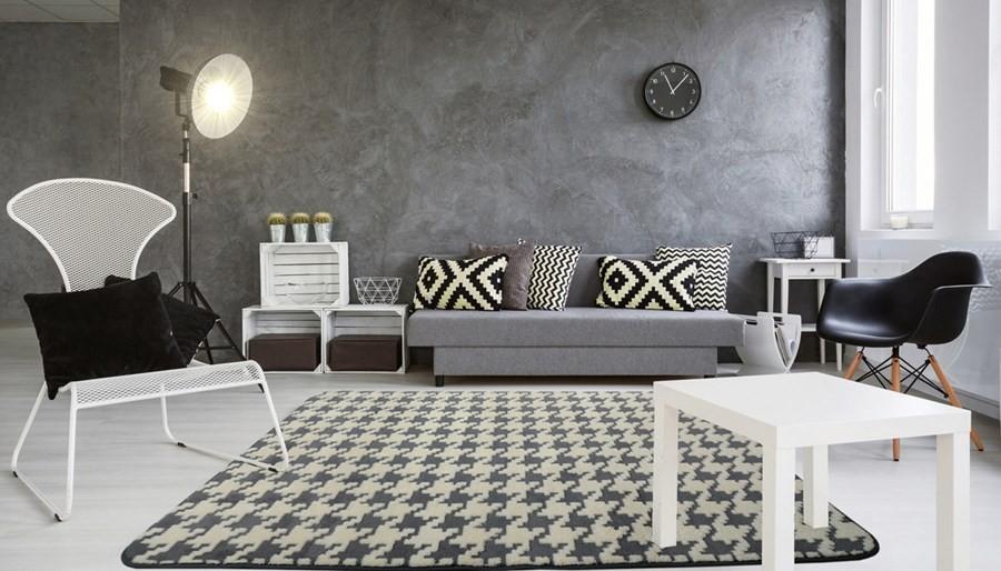 Moderní koberce v skandinávskem stylu 140 x 200 cm
