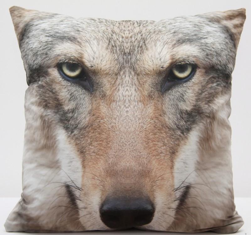 Exkluzivní povlak na polštář s motivem Vlka