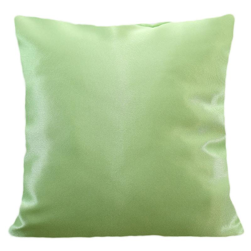 Jednobarevný povlak zeleno jablečné barvy