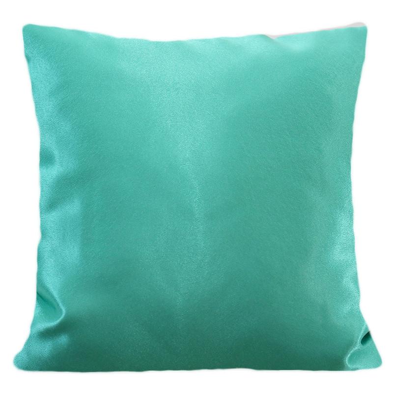 Jednobarevný povlak tyrkysové barvy