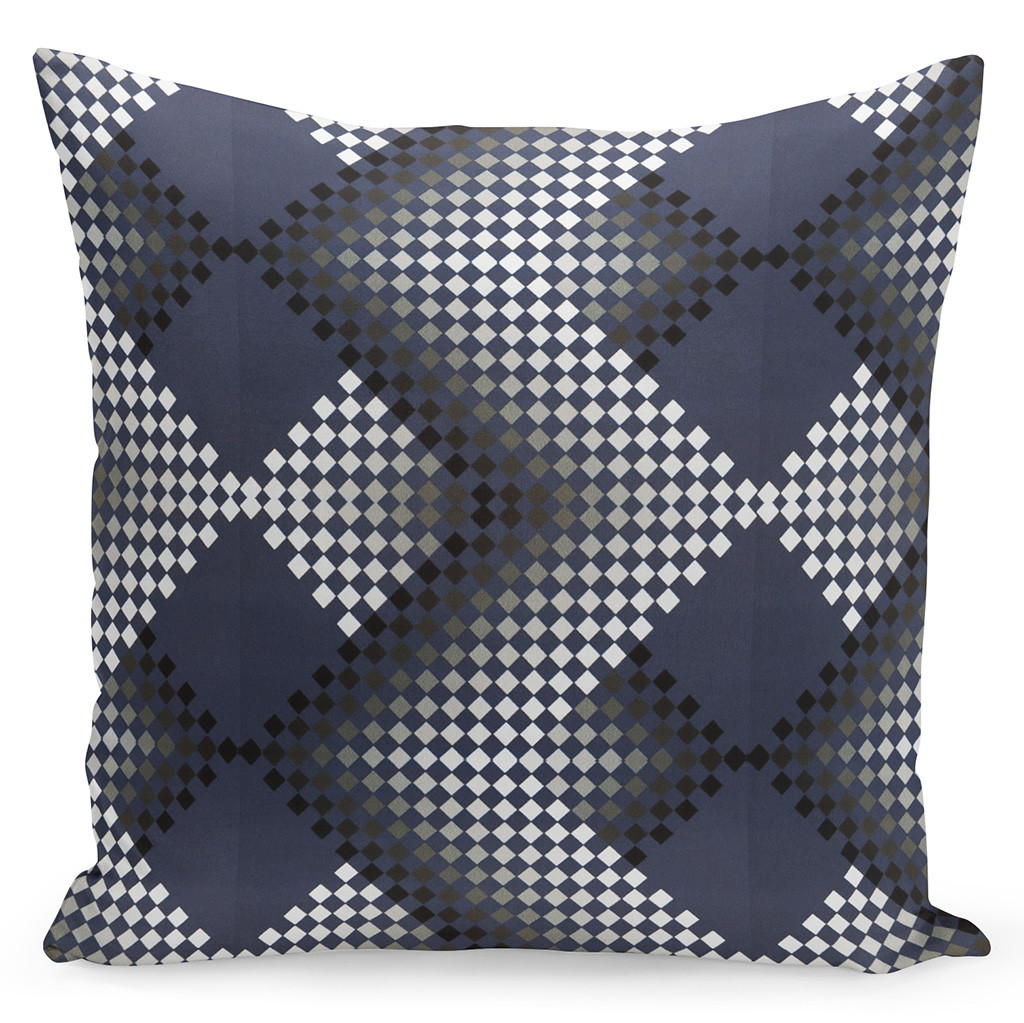 Moderní povlak s geometrickým nádechem