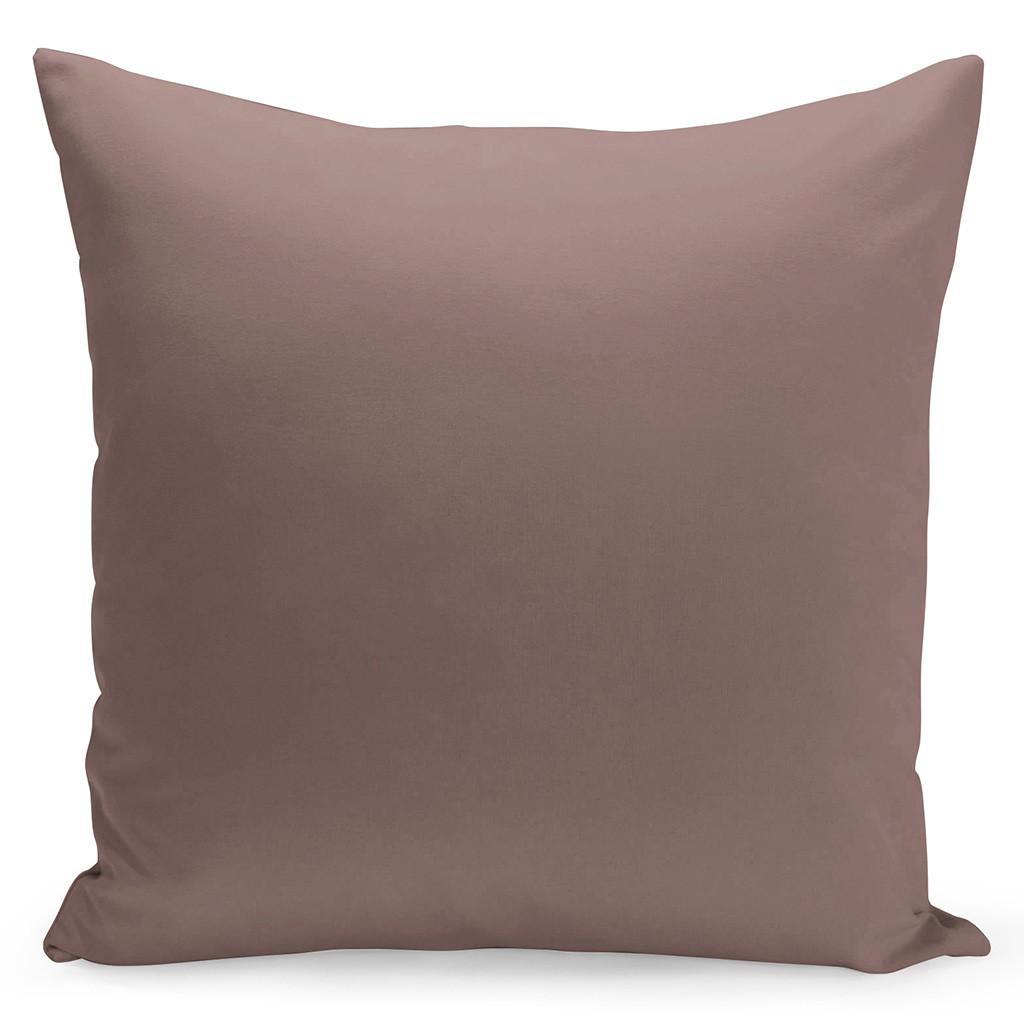 Jednobarevný povlak v kakaové barvě
