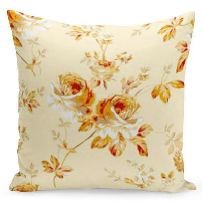 Vanilkový povlak s pomerančovými růžemi