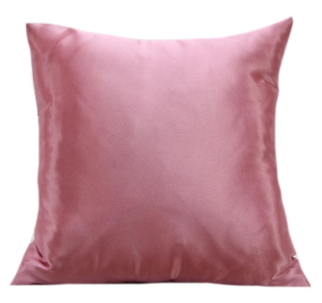 Jednobarevný povlak růžové barvy