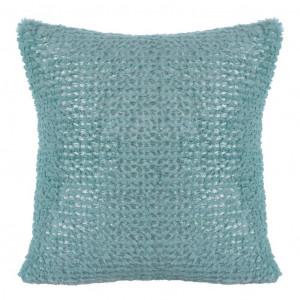 Moderní pohodlný šedá chlupatý povlak
