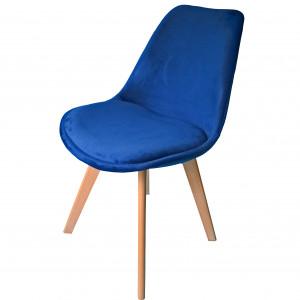 Krásná a elegantní židle ve skandinávském stylu
