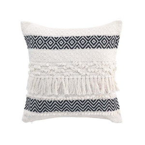 Luxusní dekorační polštář v skandinávském stylu 40x40 cm