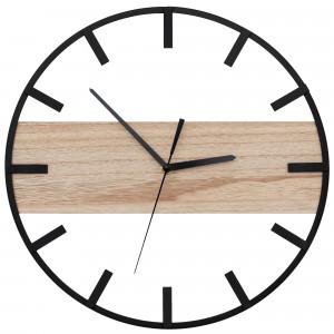 Originální nástěnné hodiny ve skandinávském stylu