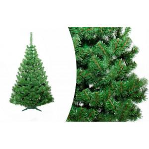 Hustý vánoční stromek 220 cm jedle