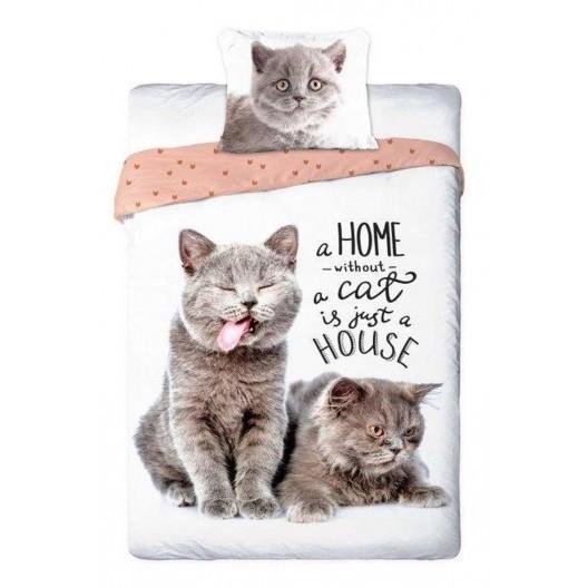 Povlečení s roztomilými koťaty