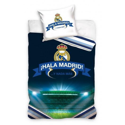 Povlečení Real Madrid modré