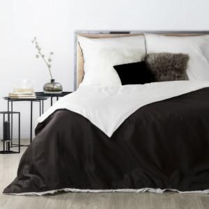 Luxusní černo bílé povlečení v oboustranném provedení