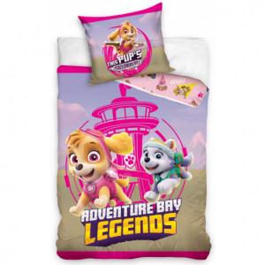 Kvalitní dětské posteľnéobliečky psík PATROL