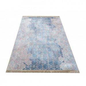 Protiskluzový koberec se vzory