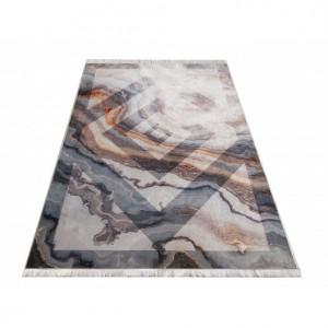 Exkluzivní koberec s abstraktním vzorem