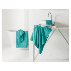 Ručník do koupelny v tyrkysové barvě 50 x 90 cm