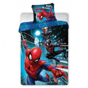 Dětské povlečení s motivem postavy Spiderman
