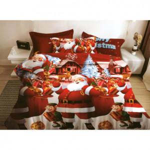 Kvalitní ložní povlečení na vánoce