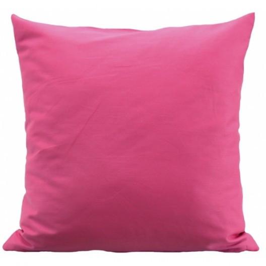 Růžová dekorativní povlak