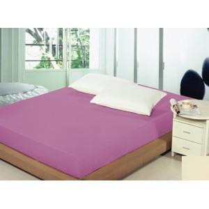 Levandulové prostěradlo na postel