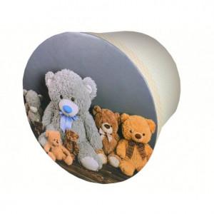 Medvídkovití hřejivá dětská deka