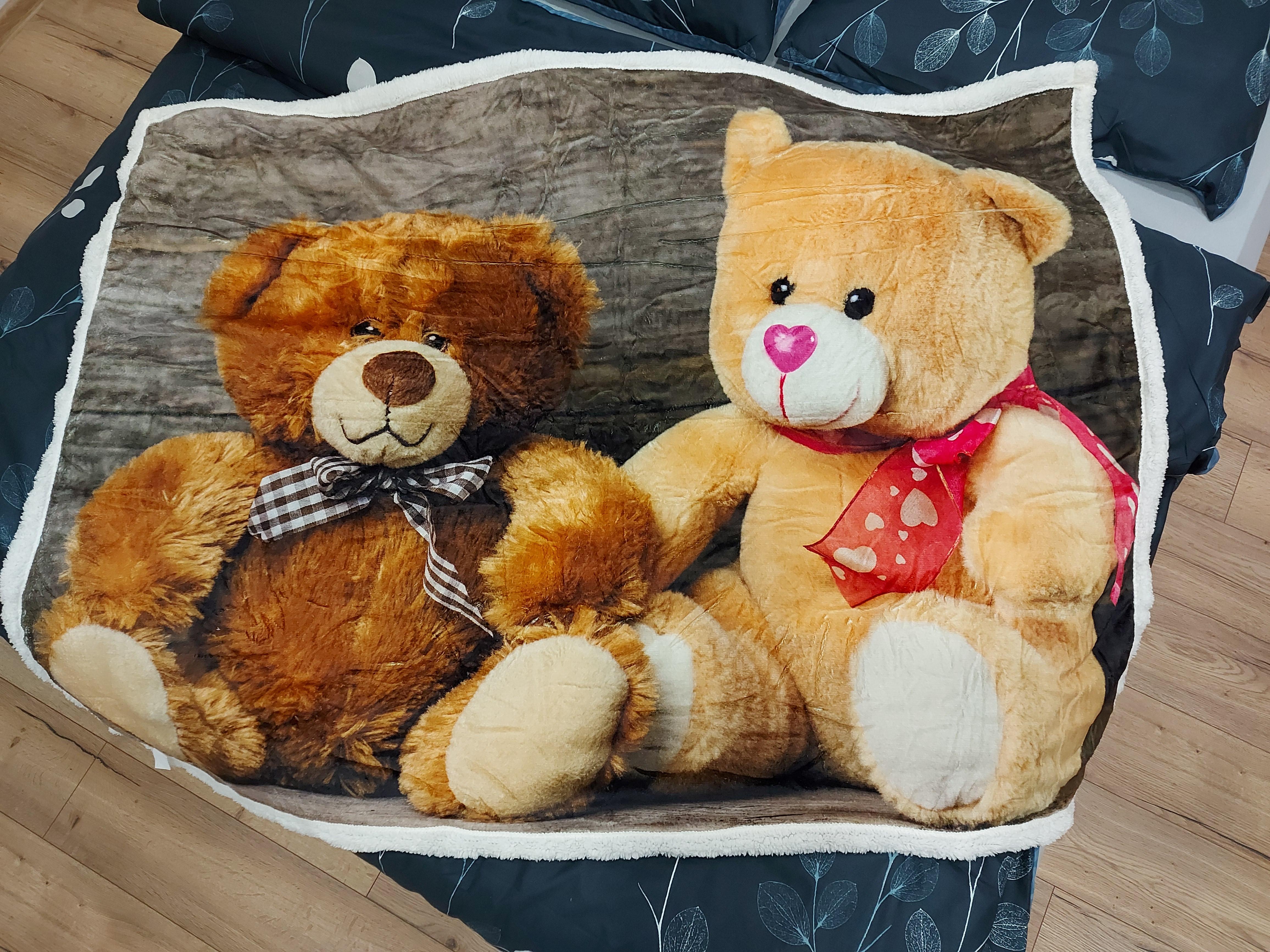 Vysoce kvalitní hřejivá dětská deka