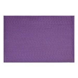 Kuchyňské prostírání fialové barvy na stůl obdélníkového tvaru